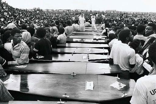 69 Mortos no massagre - Dia Mundial contra a Discriminação Racial