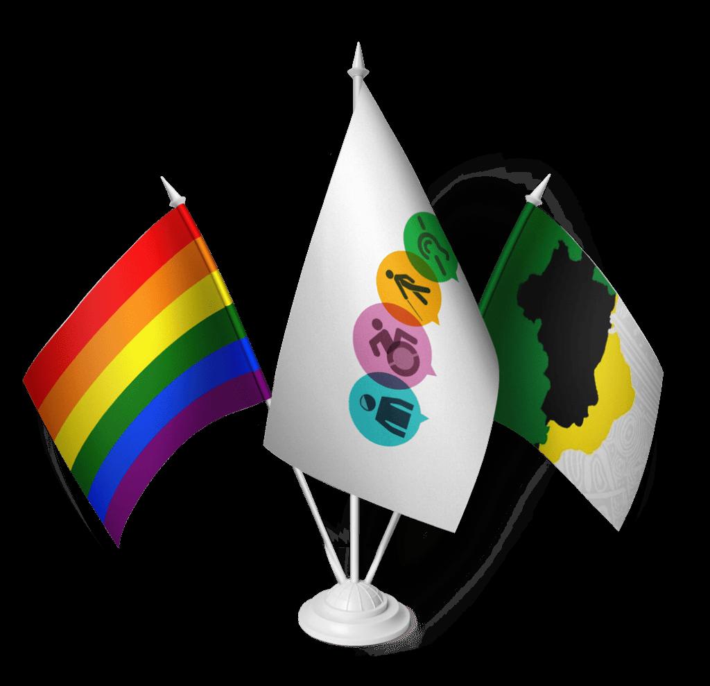 bandeiras 1024x989 - Influenciadores Digitais de Alto Impacto