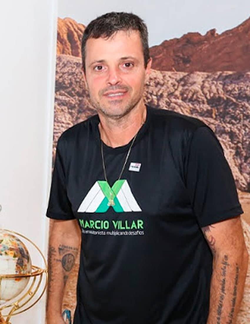marcio villar - Márcio Villar