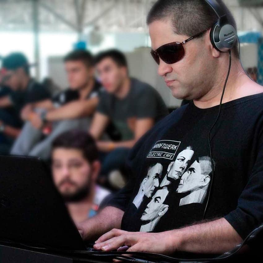 DJ ANDERSON 1 - Palestrantes