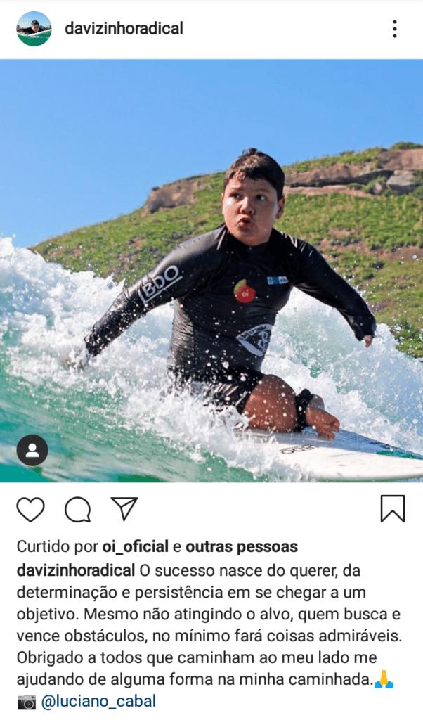 davizinho insta 602x1024 - Davizinho Teixeira