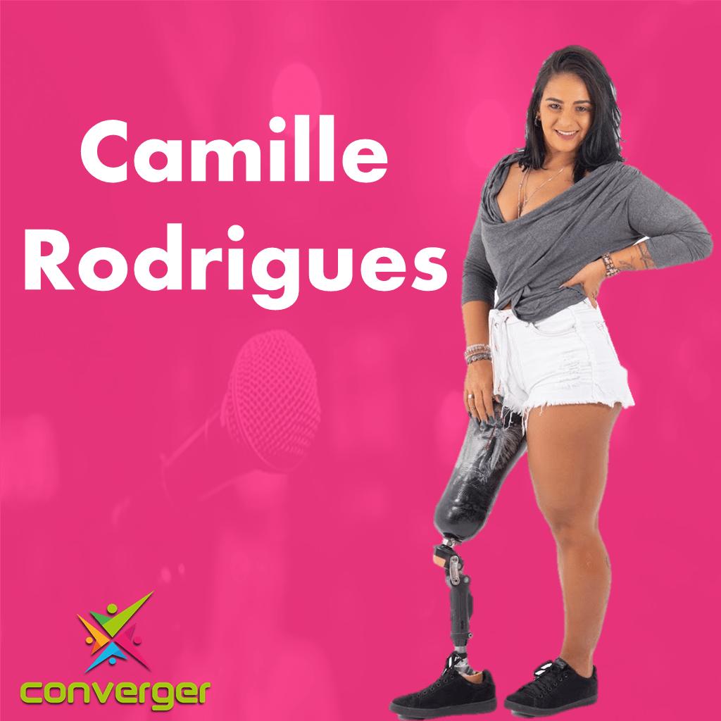 Camille Rodrigues  - Por que devo contratar um palestrante PCD