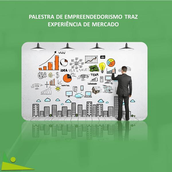PALESTRA DE EMPREENDEDORISMO TRAZ - Avance na sua carreira profissional. Seja um palestrante!