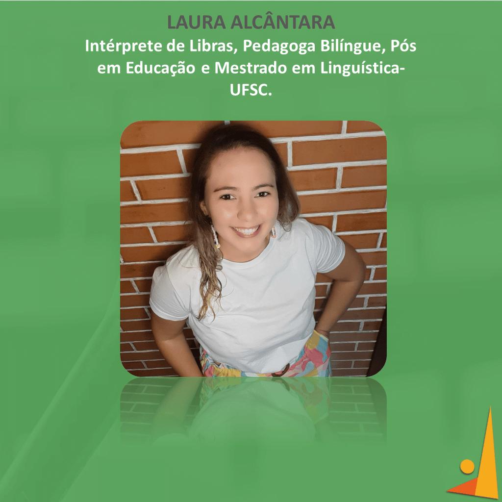LAURA 1 - 1º vídeo de Stand up Comedy totalmente acessível do Brasil