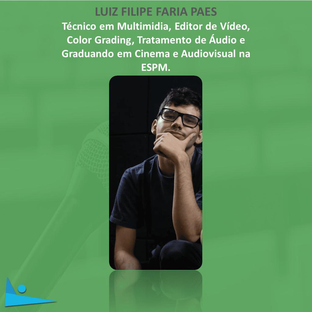 LUUIZ  - 1º vídeo de Stand up Comedy totalmente acessível do Brasil