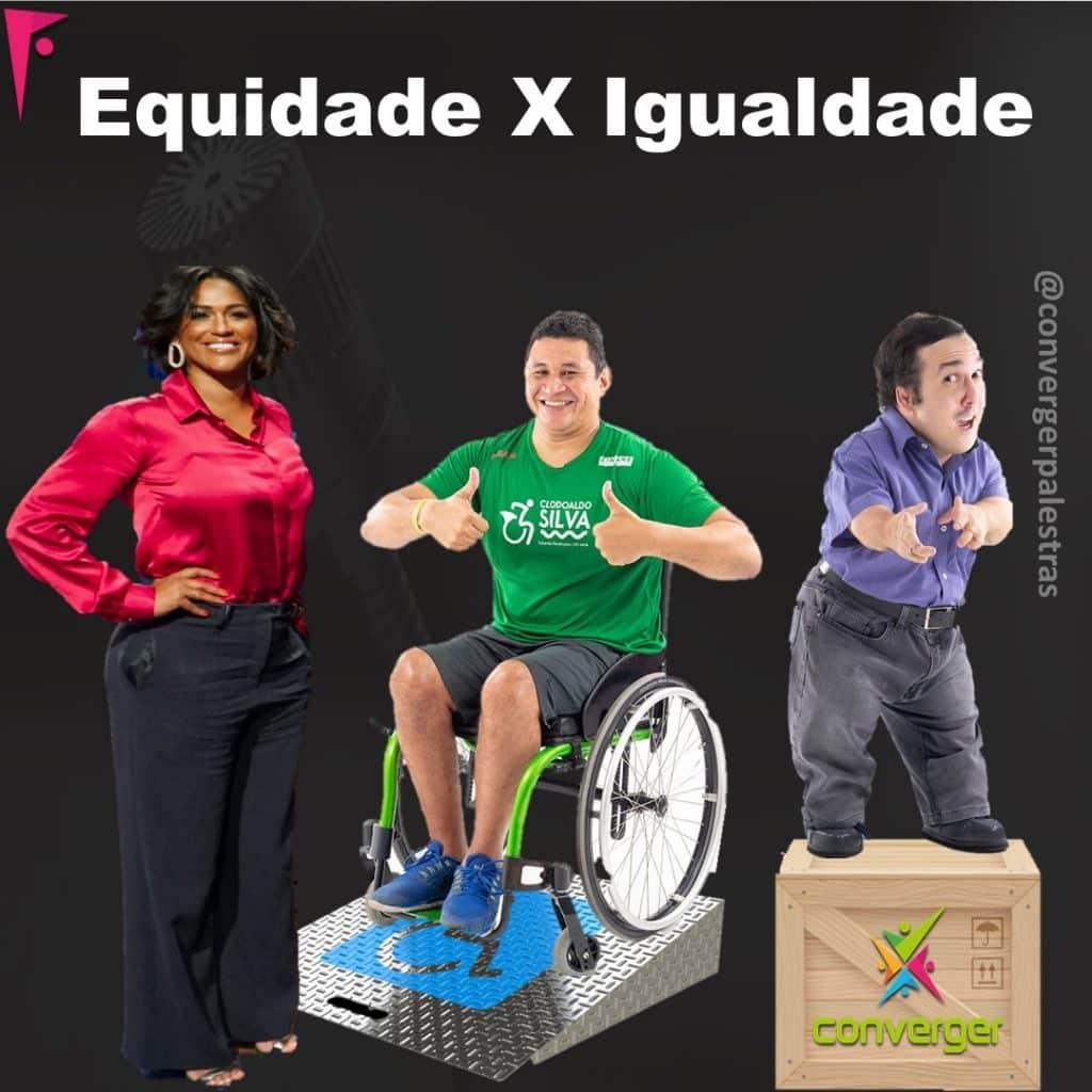 Equidade X Igualdade 1024x1024 - TEORIA DA EQUIDADE: COMO ESSA PRÁTICA PODE INFLUENCIAR SEUS COLABORADORES