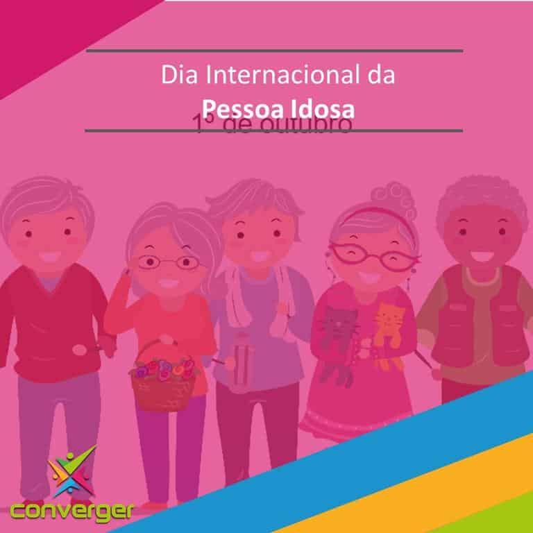 Dia Internacional da Pessoa Idosa  - Você conhece o calendário da Diversidade?