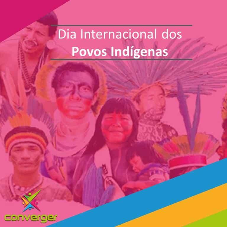 Dia Internacional dos Povos Indigenas 1 1 - Você conhece o calendário da Diversidade?