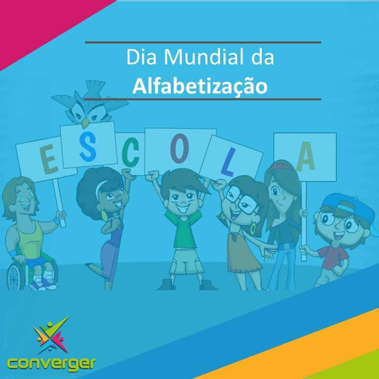 Dia Mundial da Alfabetizacao  - Você conhece o calendário da Diversidade?