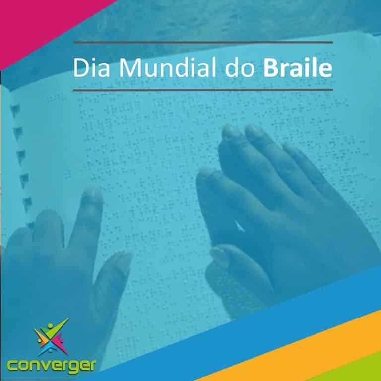 Dia Mundial do Braile 1 1 - Você conhece o calendário da Diversidade?