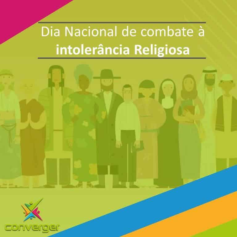 Dia Nacional de Combate a intolerancia religiosa –  - Você conhece o calendário da Diversidade?
