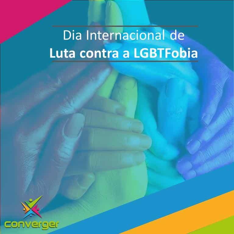 Dia internacional de luta contra a LGBTFobia  - Você conhece o calendário da Diversidade?
